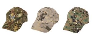 Camo Ball Caps